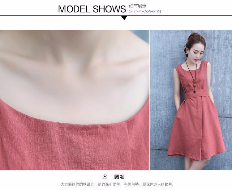 Đầm xòe Hàn nhập chuẩn dáng đẹp 4
