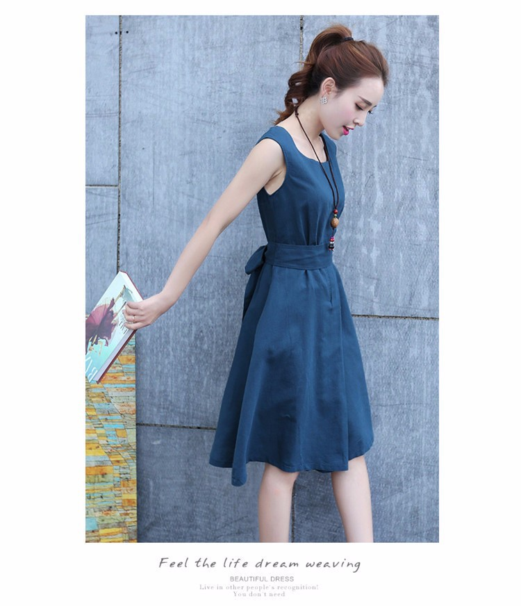 Đầm xòe Hàn nhập chuẩn dáng đẹp 5