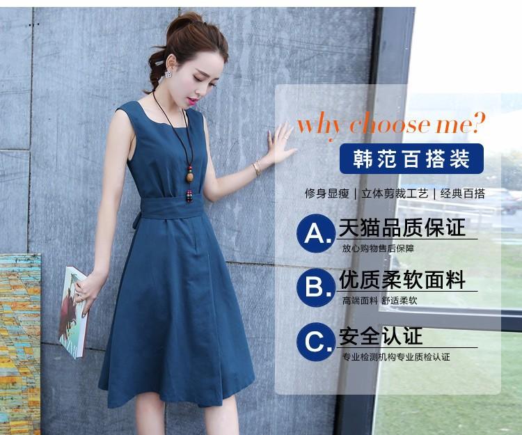 Đầm xòe Hàn nhập chuẩn dáng đẹp 3
