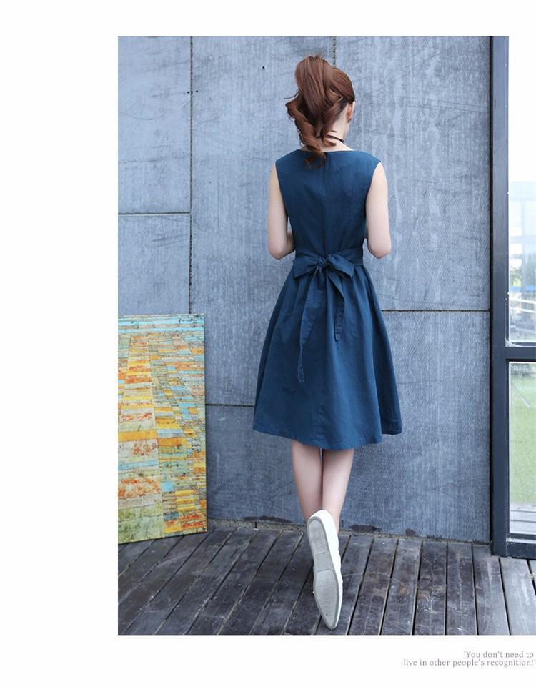 Đầm xòe Hàn nhập chuẩn dáng đẹp 6