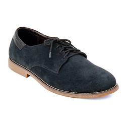 giày nam oxford thương hiệu Tamyshose vải nhung size 39