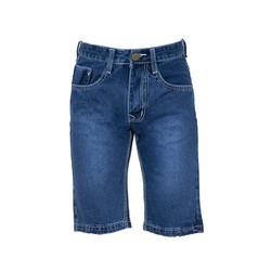 Quần shorts jeans nam xanh nhạt 062 size 28