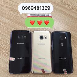 Samsung Galaxy S7 Black Gold