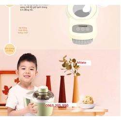 Máy làm kem tươi cho gia đình và kinh doanh quán Miato