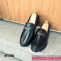 Giày mọi da nam cao cấp MT3006