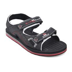 Sandal Bitis Nam DXM128055 màu đen size 43