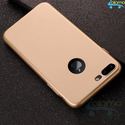 Ốp lưng nhựa cứng sành điệu chống va đập cho Iphone 7 plusVàng