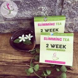 Thực phẩm chức năng Cốt trà giảm cân slimming tea