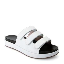 Giày sandal D12 màu trắng- size 39