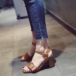 giay sandal got vuông hàng VNXK-pll2331