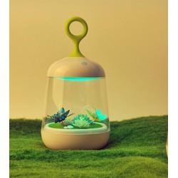 Đèn ngủ sáng tạo tự trang trí phong cảnh - đẹp lạ Món quà ý nghĩa