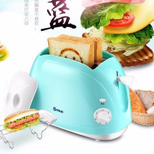 Máy nướng bánh mì - máy nướng bánh mì donlim