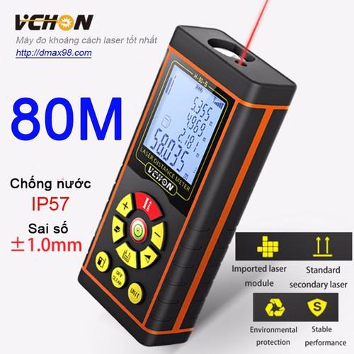 [Hàng chính hãng - Có Tiếng Việt] Máy đo khoảng cách Vchon H80 - 10646634 , 6631360 , 15_6631360 , 949000 , Hang-chinh-hang-Co-Tieng-Viet-May-do-khoang-cach-Vchon-H80-15_6631360 , sendo.vn , [Hàng chính hãng - Có Tiếng Việt] Máy đo khoảng cách Vchon H80