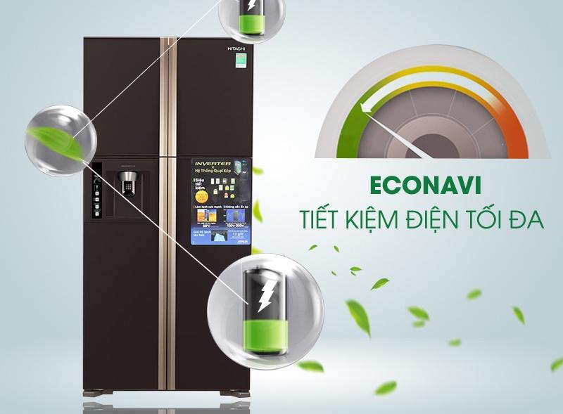 Tủ lạnh Inverter siêu tiết kiệm