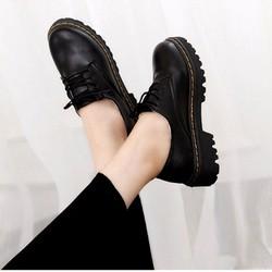 C110 Giày Oxford Viền Chỉ Nổi