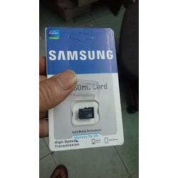 Thẻ nhớ SAMSSUNG 32GB - micro SD 32GB