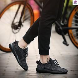 Giày Yeezy Boost đen size 36 - 44