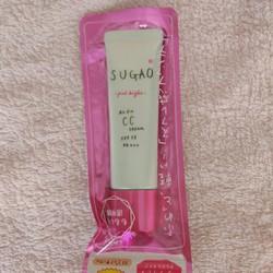 Kem trang điểm CC Cream Air Fit Sugao Pink Bright