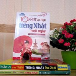 Sách 10 phút tự học tiếng Nhật mỗi ngày – Hikari