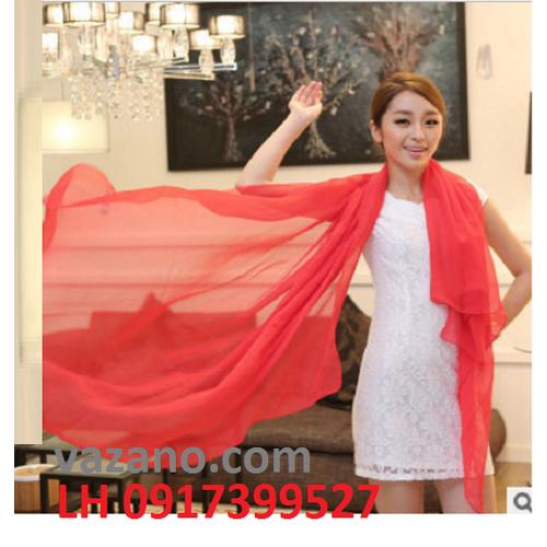 khăn choàng lụa -khan choang di bien - khăn choàng thời trang - L12K74