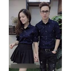 Couple Sơ mi dành cho các cặp đôi