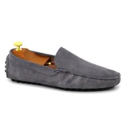 Giày lười da lộn antoni fernando AF-0101-2 38