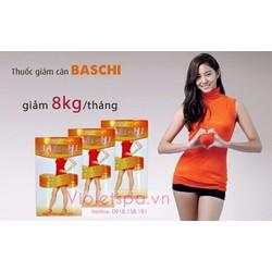 Baschi giảm cân Siêu tóc hiệu quả An toàn