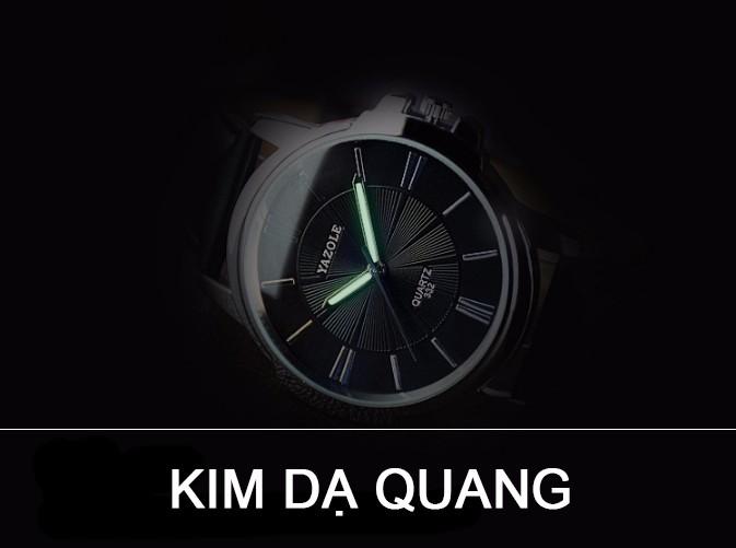 Đồng Hồ Nam Dây Da - 8503