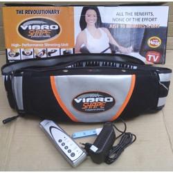 Đai massage giảm béo hiệu quả, đai rung nóng