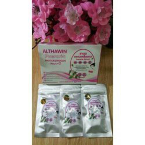 Siêu nở ngực trắng da ALTHAWIN Pueraria Extract  Thái Land - 11052445 , 6638338 , 15_6638338 , 130000 , Sieu-no-nguc-trang-da-ALTHAWIN-Pueraria-Extract-Thai-Land-15_6638338 , sendo.vn , Siêu nở ngực trắng da ALTHAWIN Pueraria Extract  Thái Land