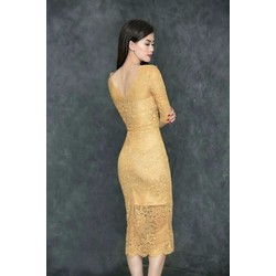 Đầm body ren thiết kế