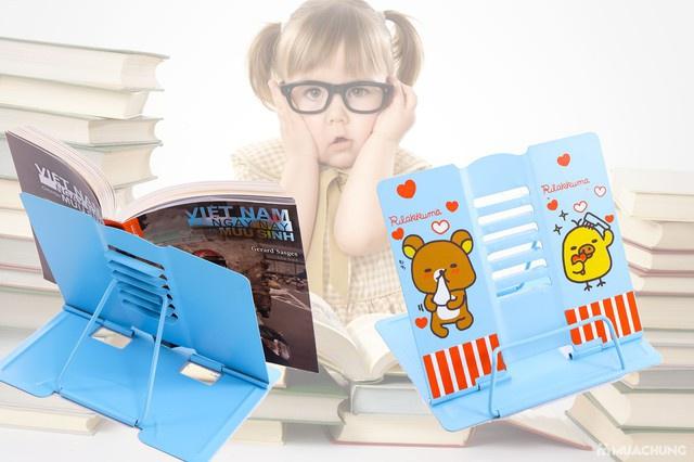 Giá đỡ sách chống cận thị cho bé 2