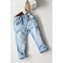 Quần jean thun dài cho bé trai và bé gái