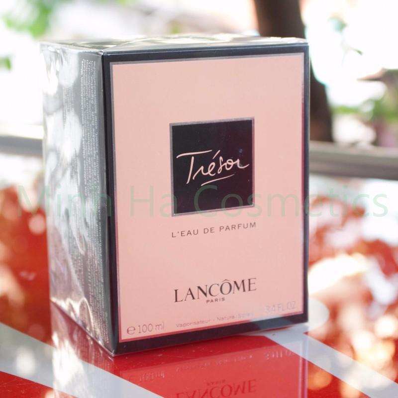 Nước hoa nữ Lancome Tresor L eau de Parfum 100 ml 4