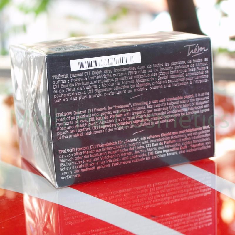Nước hoa nữ Lancome Tresor L eau de Parfum 100 ml 5