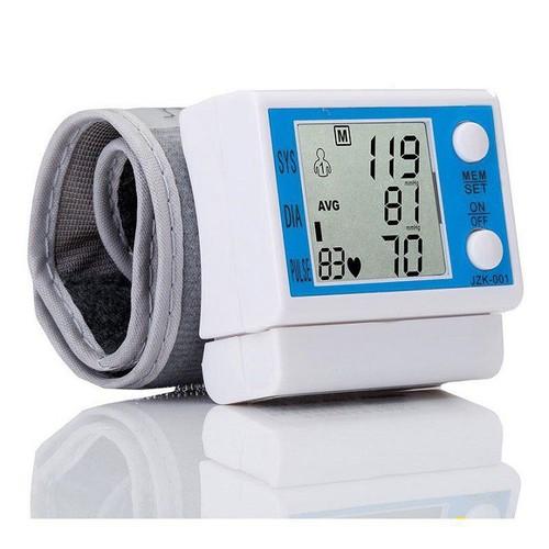 Máy đo huyết áp cổ tay