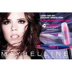 Mascara Maybelline The Rocket Volume Express Waterproof