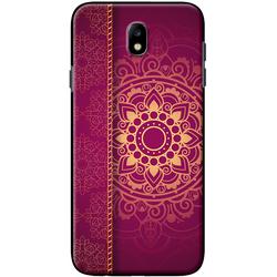 Ốp lưng Samsung. J3 Pro Họa tiết Mandala