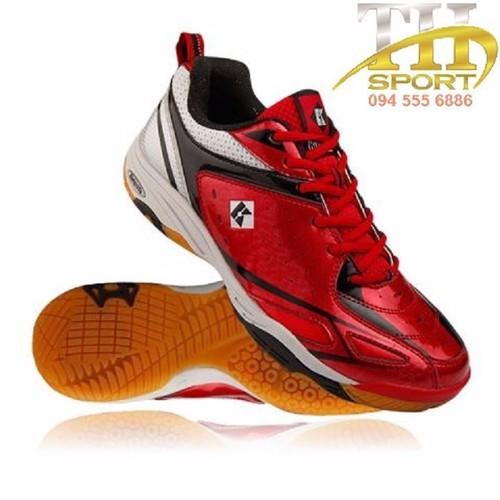 Giày cầu lông Kumpoo KH41 đỏ