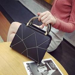 Túi xách Hàn Quốc size nhỏ Đen