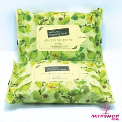 Giấy Tẩy Trang Herb Day Cleansing Tissue