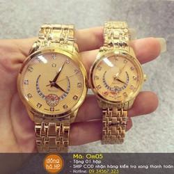 Đồng hồ cặp cao cấp chống trầy xước