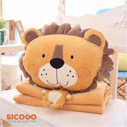 Gấu bông có mền Sicogo