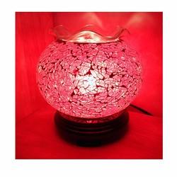 đèn xông tinh dầu pha lê tặng tinh dầu