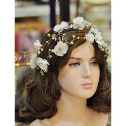 Phụ kiện tóc cô dâu DD0157BW06