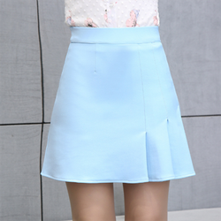 Chân váy xếp ly sườn trẻ trung