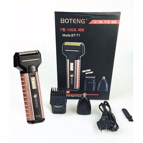 máy cạo râu cắt tóc đa năng3 TRONG 1