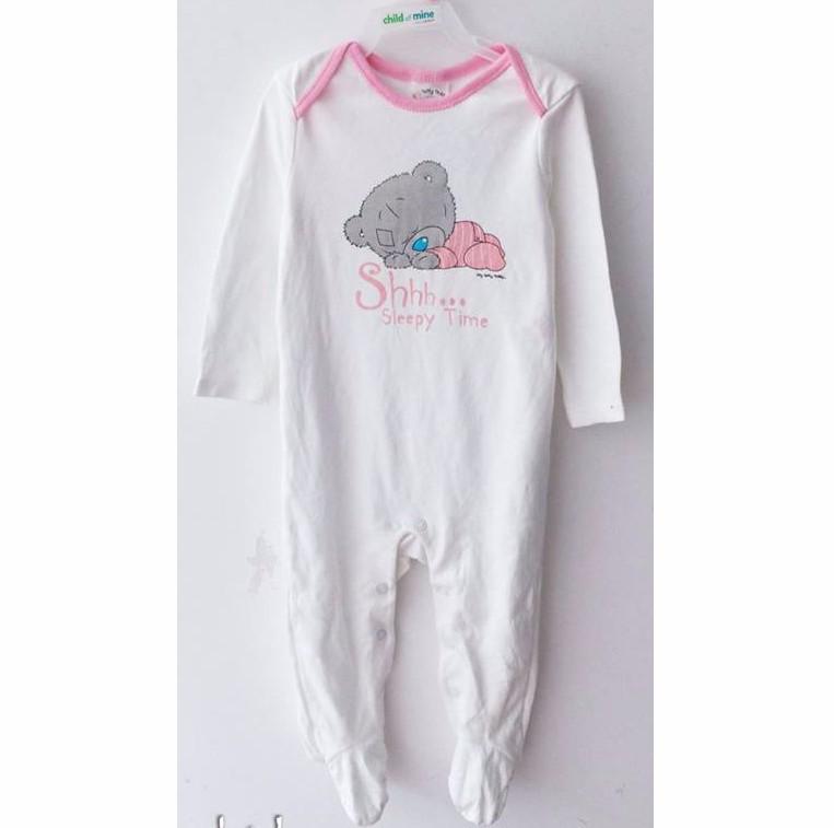 Bodysuits dài cho bé sơ sinh 1M-24M BS153 4