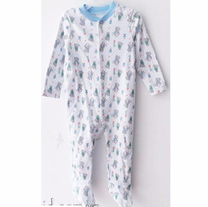 Bodysuits dài cho bé sơ sinh 1M-24M BS153 1