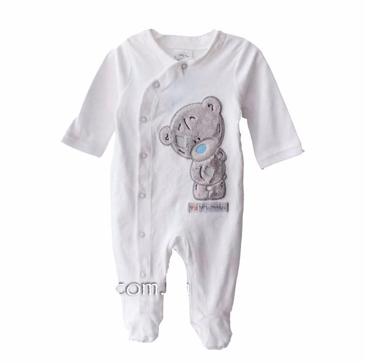 Bodysuits dài cho bé sơ sinh 1M-24M BS153 2